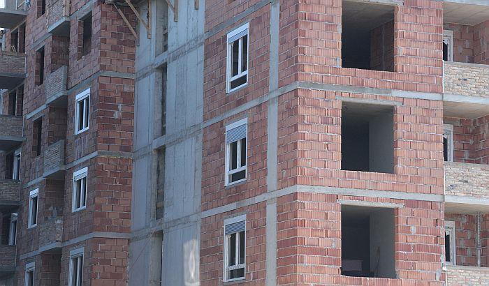 U Srbiji izdato manje građevinskih dozvola