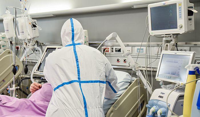 Od korone preminulo još četiri pacijenta, broj novozaraženih 235