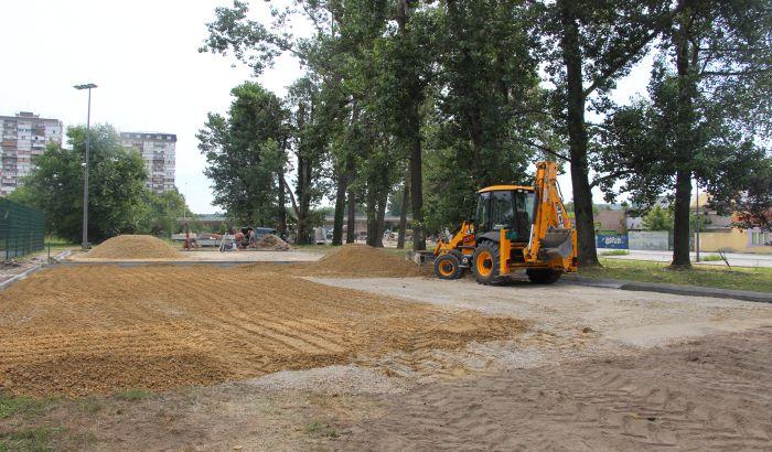 Proveriće se bezbednost novog dečijeg igrališta u Limanskom parku