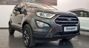Stigao je Novi Ford EcoSport - novi član Ford SUV porodice