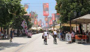 Više stranih turista u Srbiji, ali troše manje