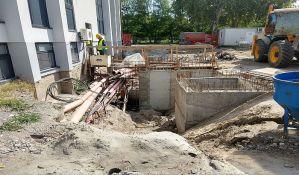 Zbog radova na fabrici vode dve nedelje niži pritisak u vodovodnoj mreži