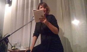 Tanja Tucić 11. novembra u Radio kafeu čita svoje priče