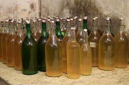 Ukrajinske vlasti zaplenile prvu pošiljku pića od jabuka iz Černobilja