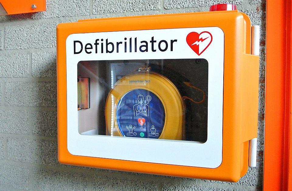VIDEO: Vandali uništili defibrilator fudbalskog kluba