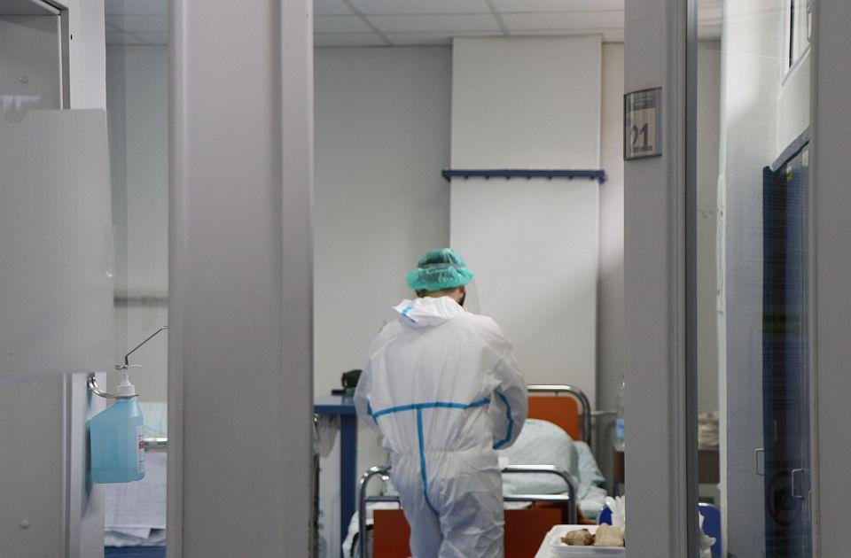 Korona u Srbiji:  124 nova slučaja, preminulo osam osoba