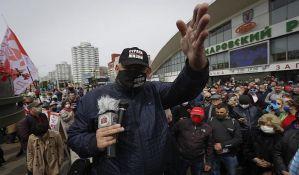 Protest u Belorusiji nakon odluke Lukašenka da se šesti put kandiduje za predsednika