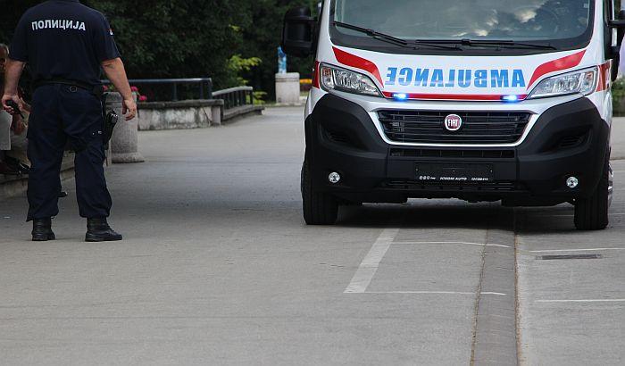 Ranjen mladić u pucnjavi na Limanu