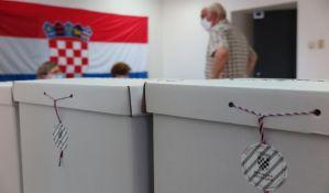Zatvorena biračka mesta u Hrvatskoj, očekuju se prvi rezultati