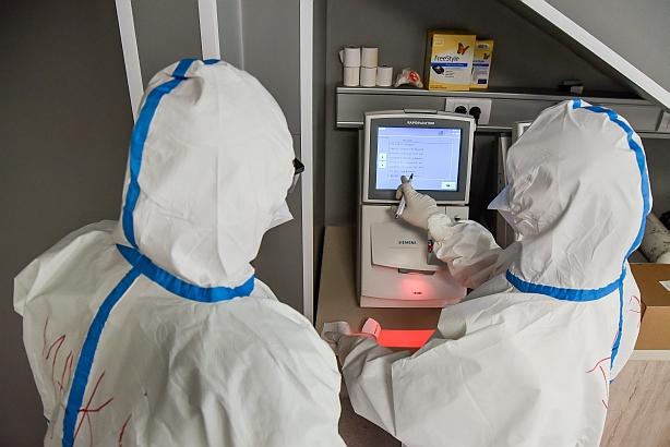 U jednom danu više od 30 hospitalizovanih na infektivnoj klinici KCV, četvoro na respiratorima
