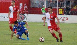 Fudbaleri Vojvodine slavili protiv Rada u gostima
