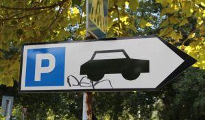 Saniraće se parking mesta od Bulevara kralja Petra Prvog do Pap Pavla