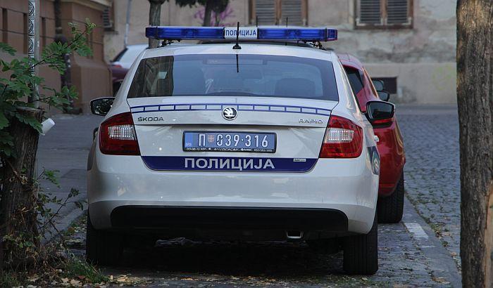 Krali katalizatore u Žablju sa više putničkih automobila