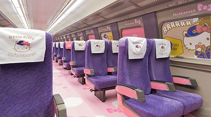 VIDEO: Voz Hello Kitty ponovo saobraća u Japanu
