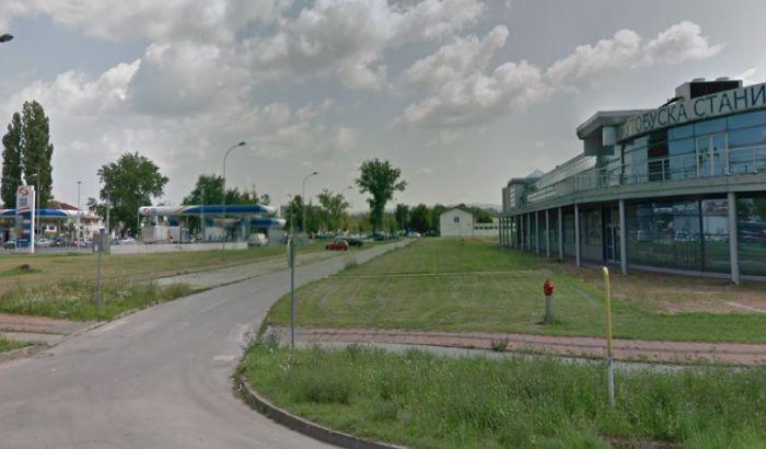 Kod stanice ATP Vojvodina novo stajalište za turističke autobuse