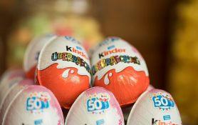 FOTO: Izvinjenje zbog Kinder igračke sa inicijalima Kju Kluks Klana