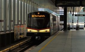 FOTO: Predsednik Austrije metroom ide na posao i sastanke