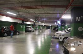 FOTO Pogledajte: Projekat podzemne garaže kod Banovine pred građanima