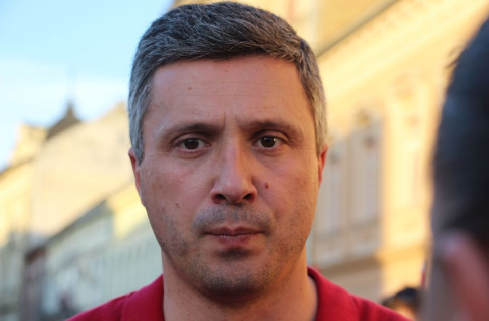 Boško Obradović: Ko je od mene bolji kandidat za predsednika?
