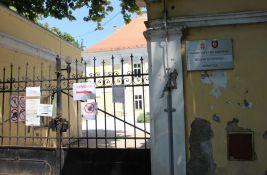 Popravlja se deo fasada Vojne bolnice, kao i dve kapije Petrovaradinske tvrđave