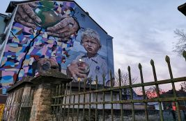 FOTO: Šta poručuju novosadski oslikani zidovi