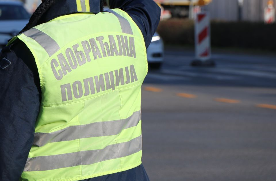 Novosađanka sa dva promila alkohola dobila prijavu za nasilničku vožnju