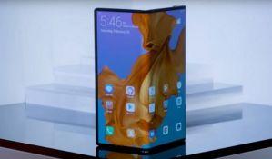 VIDEO: Novi Huavej pametni telefon na preklop 2.299 evra