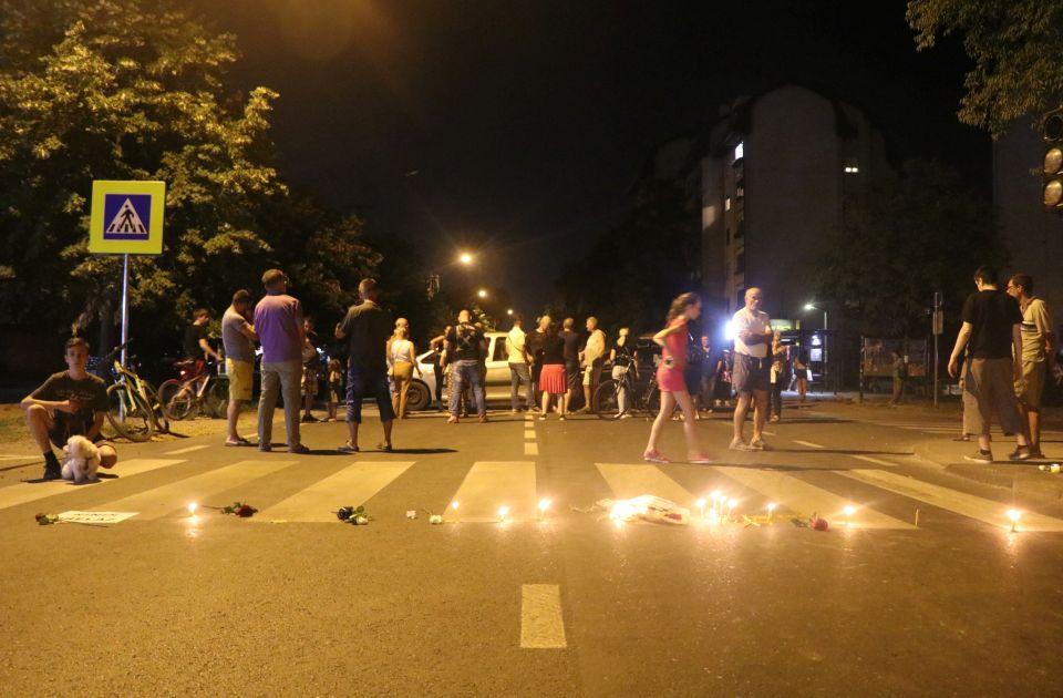 Traži se svedok nesreće u Petrovaradinu u kojoj je nastradala Nina, nadležni nisu uzeli kontakt