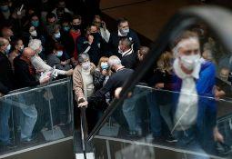 Vesić: Danas u Ušću vakcinisano 818 Beograđana, smislićemo nove poklone