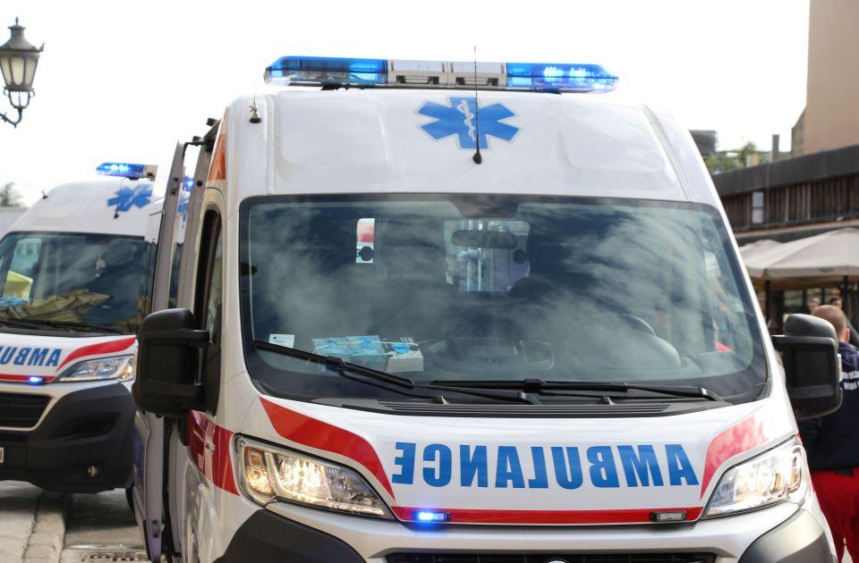 Troje povređeno u udesima na Zrenjaninskom putu, u Sremskoj Kamenici i na Varadinskom mostu