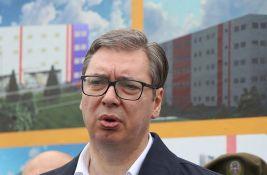 Vučić o SPS-u: Postoji volja obe partije da nastave sa saradnjom