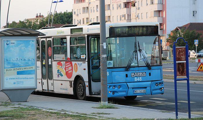 Autobusi GSP-a od 2. novembra menjaju trase zbog rekonstrukcije nadvožnjaka u Temerinskoj