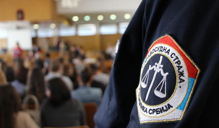 Na suđenju za ubistvo Škrbića prikazani snimci iz restorana u trenutku ubistva, naređeno veštačenje
