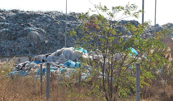 Građani uklonili divlju deponiju na Fruškoj gori kod jezera Moharač