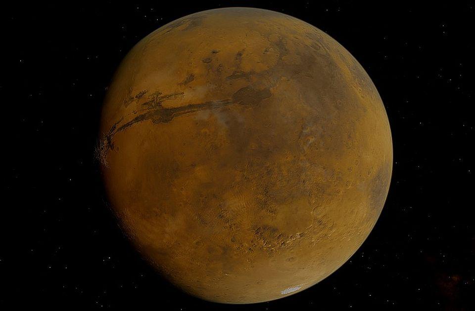 Kina šalje prvu misiju na Mars 2033. godine, potom redovni letovi