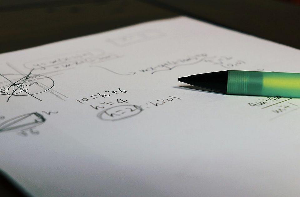 FOTO: Ovo su rešenja testa iz matematike