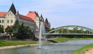 Zrenjanin proglašen za Evropski grad sporta 2021.