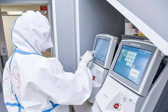 Manje pacijenata obolelih od korone u novosadskim bolnicama