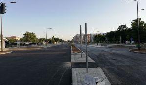 FOTO: Radovi u Bate Brkića pri kraju, moguće otvaranje za saobraćaj naredne nedelje