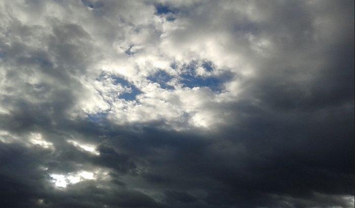 Dva dana sunčano, pa dva dana moguća kiša