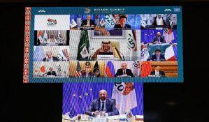 Lideri G20 obećali pravednu distribuciju vakcine