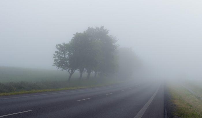Magla na putu, još uvek zatvorena petlja Nova Pazova