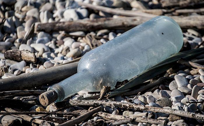 Pronađena boca s porukom stara 50 godina