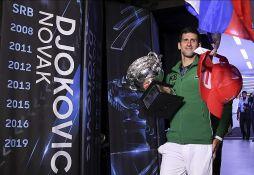 Novak odavno nije bio u tako dobroj formi