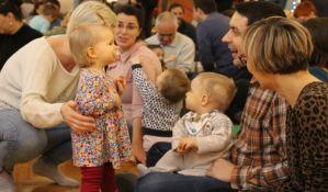 I ove subote koncert klasične muzike za bebe u Galeriji Matice srpske