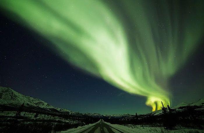 VIDEO: Polarna svetlost može da se posmatra od kuće