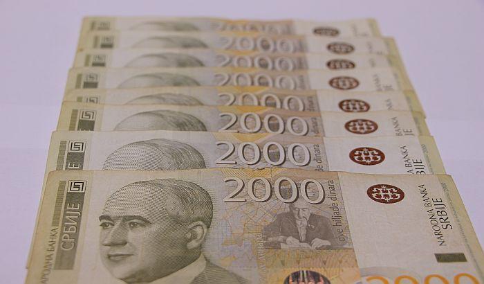 Titel ima najjače plate u Vojvodini, desetak hiljada veće od Novog Sada