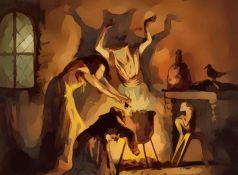 Žene su dominirale industrijom piva, a onda su počele optužbe o vešticama