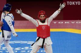 FOTO Treća medalja za Srbiju: Milica Mandić osvojila zlato