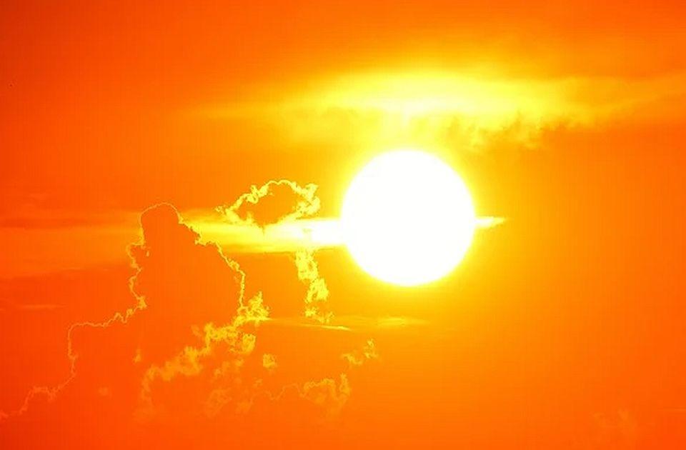 Tropski toplo cele nedelje